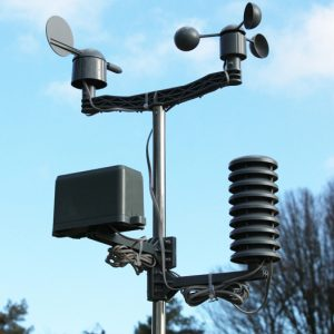 Thermomètres et instruments météorologiques d'extérieur