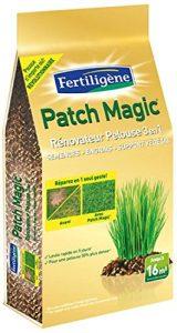 Fertiligène MJM-PATCH36BN Patch Magic Rénovateur pelouse,Sac de 3,6 kg