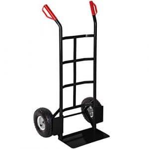 TecTake Diable professionnel Chariot transport pour sac 200kg