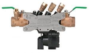 Zurn Wilkins 34–375x l 3/10,2cm sans plomb à pression réduite Clapet anti-retour