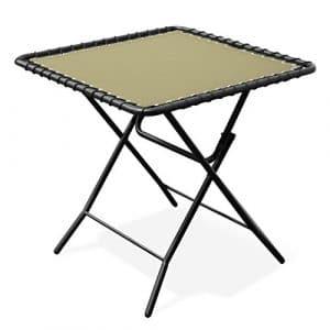 Caravan Canopy TFT01151 Table en textilène Gamme Sports – Beige