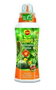 Compo 2140902011Engrais Cactus de 500ML