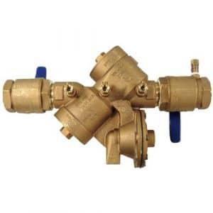 Zurn 34–975X L Wilkins à pression réduite Zone 3/10,2cm Clapet anti-retour