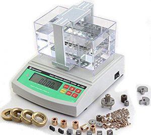 Huanyu Densitometer de haute précision pour les solides 0,0001G/cm3Excellente Performace Densité Mètre De-120m