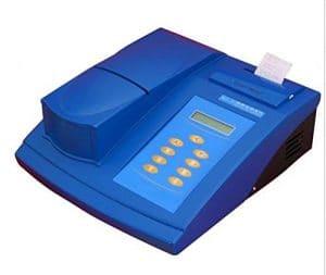 Huanyu Wgz-2000p Digital Turbidimeter Turbidité au mètre 0,001Ntu 0–2000Ntu W/imprimante