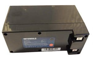 INTENSILO Batterie Li-ION 9000mAh (25.2V) pour Les tondeuses à Gazon Stiga 1126-9105-01 comme Zucchetti CS-C0106-1.