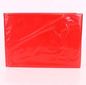 Rouge fraise/tomate Paillage 1.2m x 10m