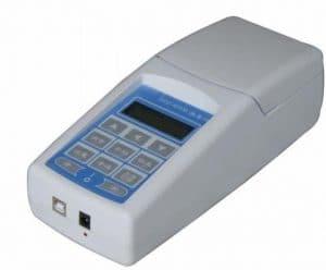 Wgz-4000b Digital Turbidimeter Turbidité au mètre 0,001Ntu 0–10–4000Ntu