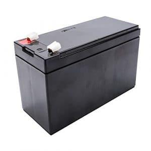 Jardiaffaires Batterie étanche au Gel 152x95x65 pour Tondeuse, autoportée et Scooter