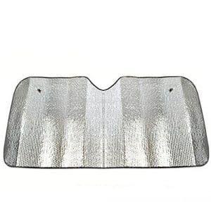 WDOIT Pare-Soleil de Voiture Pliable 140 x 70 cm