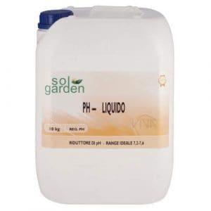 5Lt PH Minus liquide moins Correcteur Régulateur Réducteur PH nettoyage eau piscine