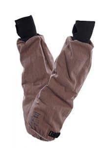 Ansell Safe-Knit 59-416 Manchette de protection contre les coupures, protection mécanique, Marron (Sachet de 12 pièces)