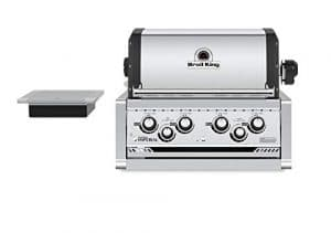 Broil King Barbecue à gaz Imperial 490S Encastrable