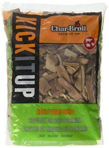 Char-Broil 140 555 – Copeaux de bois de fumage – Pommier