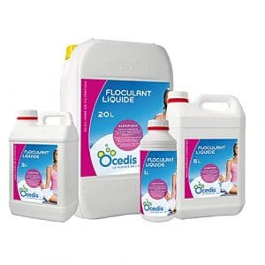 Floculant liquide – Bidon de – 1 L