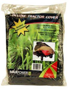 Maxpower pi-ces de pr-cision 78 po. x 30po. x 48po. Deluxe Tondeuse Cover 334510