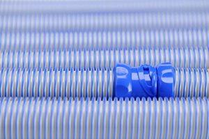 Zodiac Jeu de 6 Sections de Tuyaux Twist Lock, 6 x 1m, pour Robots Nettoyeurs de Piscine Hydrauliques, Bleu, W78055