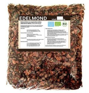Edelmond Bio Cacao Bols paillis. Haute Qualité, sans spritzmittel 10 L