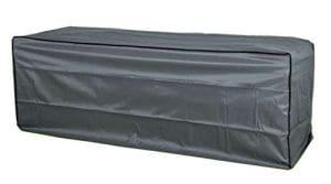 Housse / Bâche de protection de qualité supérieure pour Canapé jardin lounge 3 places en rotin 220 x 80 x 80 cm de Gartenpirat