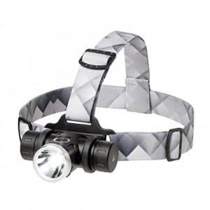 GP Battery sUNMATIC Headlamp, noir
