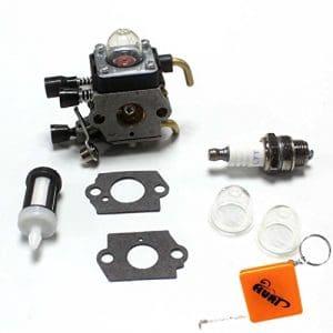 Huri carburateur Convient pour tondeuse Stihl FS38FS45FS46FS46C FS55fs55r FS74FS75FS76FS80FS85KM80KM85