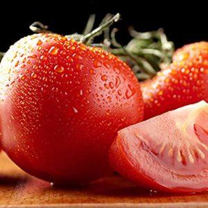 AGROBITS Red TomatoYablochnyy Spas – SavedRun Heirloom Non-OGM