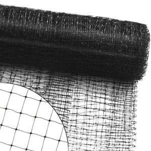 casa pura Filet de Protection Filet Anti Oiseau, Pigeon | volaille | Jardin, Arbre fruiter, Balcon, Bassin, etc. | Maillage 13mm – 4m (L) x 5m (H)