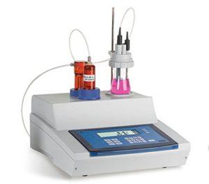 ZDJ-4A Titrateur numérique LCD automatique de potentiomètre pH/MV