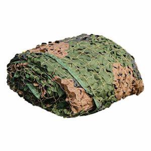 Filet De Camouflage Auvent de terrasse Camouflage Chasse Filet Filet Cacher Armée Militaire Oxford Tissu Camo Filet Camo Netting filet de protection solaire ( Size : 10*10M(32.8*32.8ft) )