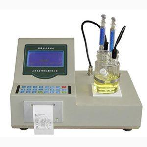 Huanyu SYD-2122B Testeur d'humidité de trace de produits pétroliers (méthode Carle Fischer)
