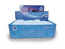 CTX 43 – Floculant chaussette/cartouche 1KG – Rattrapage Eau TROUBLE/LAITEUSE