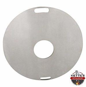 Fireplate/Plaque de cuisson/plaque pour barbecue 800mm/200mm