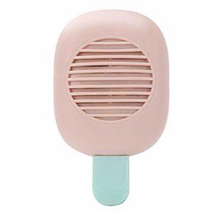Poseca Répulsif Anti-Moustique Mignon, Bobine électrique de Moustique de Forme de Crème Glacée Anti-Moustique Portative de Ménage