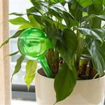 RAILONCH Sphère d'Arrosage Automatique Verre Globes d'Arrosage Goutte à Goutte pour Plantes Arrosage pour Le Jardin, la Maison