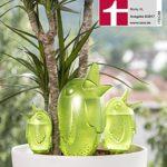 Scheurich 52886 087/14 Bördy XL Arrosoir de Plantes Plastique Perle Vert 14 x 14 x 29 cm