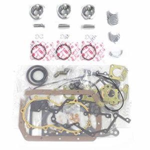 Kit de reconstruction moteur D722 STD – SINOCMP pièces pour tracteur de pelle Kubota Kubota