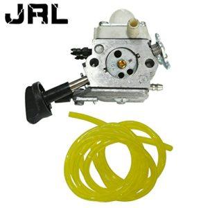 JRL C1M-S261B Carburateur Zama + Tuyau d'essence pour STIHL Souffleur SH56 SH56C SH86