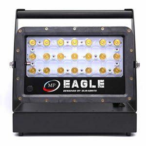 LED rechargeable Gyrophare, 16670 Lumen rechargeable Groupe Lumière for garage, atelier, Camping, Sous-sol, Entrepôt, Maison, Auto Plus Lumières LED pour voiture
