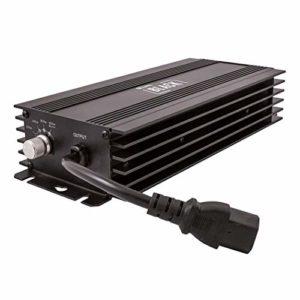 LUMii Prise électrique 600 W Noir