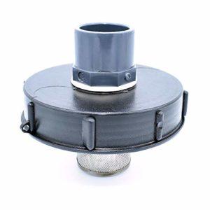 Multitanks – Couvercle diametre 15cm pour cuve IBC 1000 litres et filtre 2 pouces