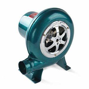 Souffleurs Ventilateurs électriques centrifuges, Moteur en cuivre pour, Support épais, Support Fixe, Ventilateur de tirage à économie d'énergie Efficace, Bois de Chauffage Familial, Petite chaudière