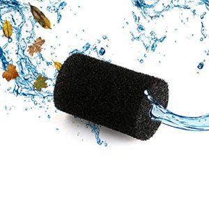 ZHONGYU – Éponge Lavable pour Piscine – Pièces de Nettoyage – Embout de Rechange – pour Nettoyeur de Piscine – Compatible avec Polaris
