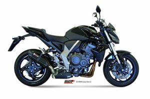 H.041.L9 Pot D Echappament MIVV Suono Noir Inox pour Cb 1000 R 2015 15