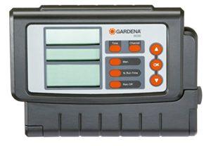 Programmateur 4030 Classic de GARDENA: programmateur pour l'arrosage automatique, grand écran, pour jusqu'à 6 vannes (1284-20)